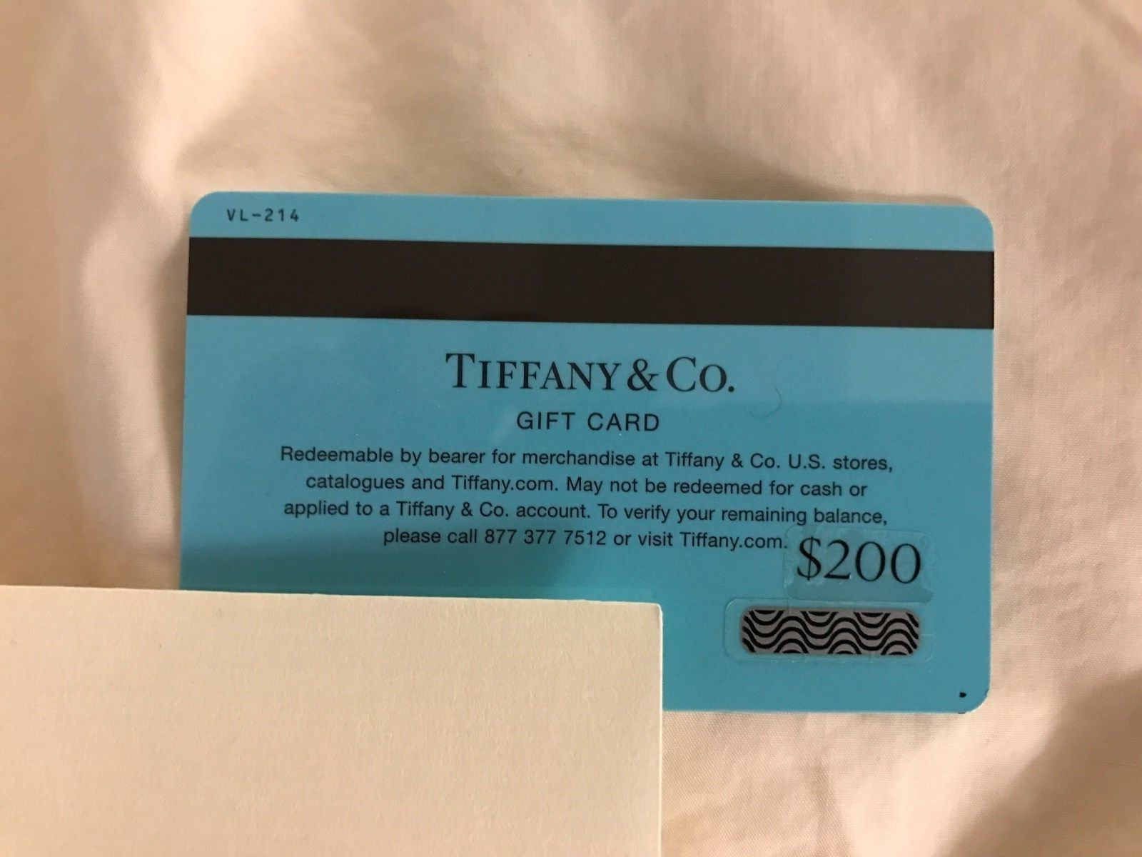 Coupons Giftcards 200 Tiffany Co Gift Card Coupons Giftcards Gift Card Ebay Gift Tiffany Co