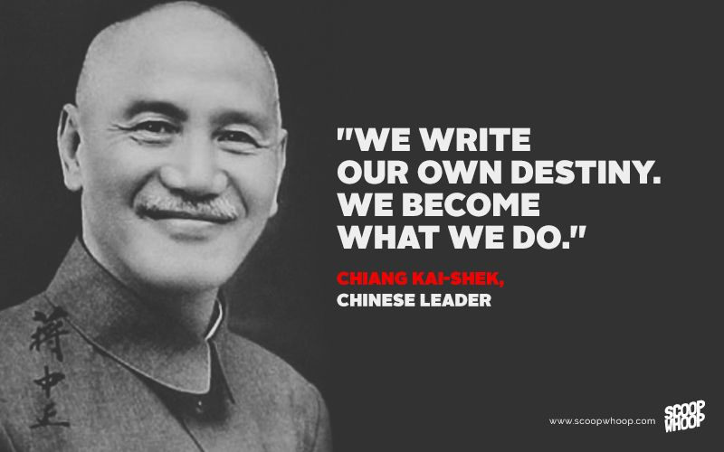 15 Surprisingly Sensible Quotes From Famous Dictators And