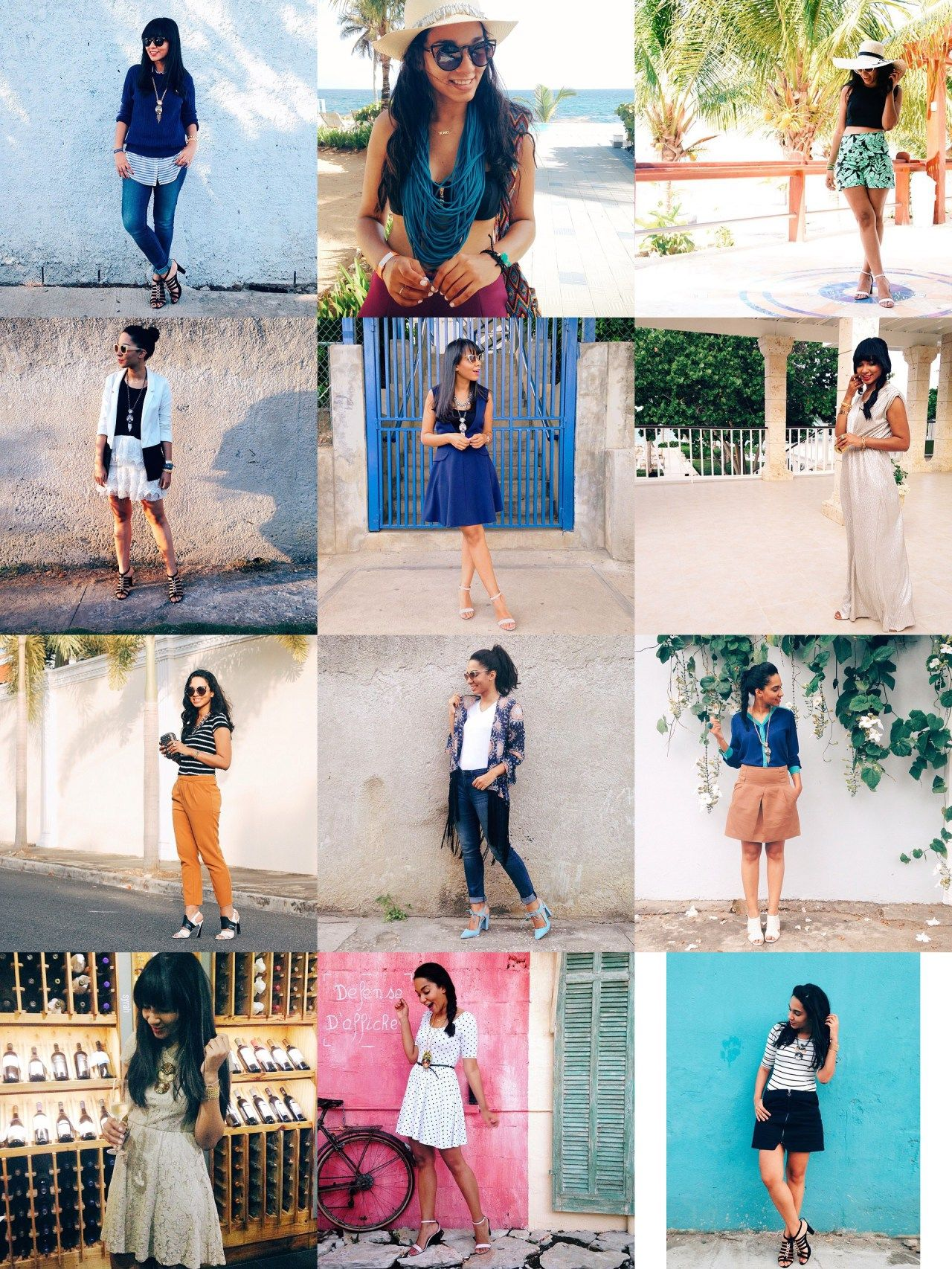 My Best #OOTD & What I Learned in 2015! - The Key ItemThe Key Item