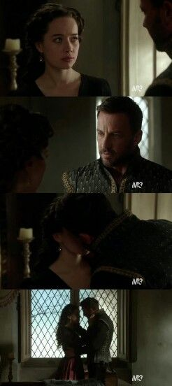 "#Reign 2x21 ""The Siege"" - Lola and Lord Narcisse"