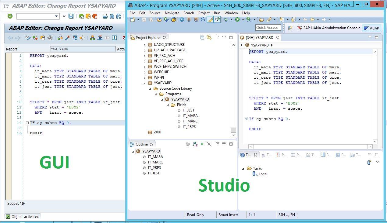 ABAP on SAP HANA. Part I | Sap, Development, Hana