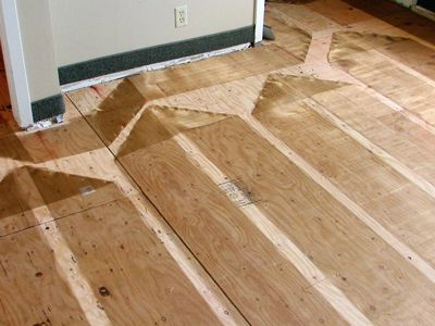 Use Zmesh To Heat Under Hardwood Floor Without Mortar Buildup