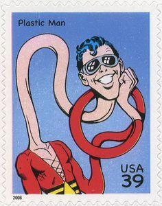 dc comics plastiCMAN - Buscar con Google