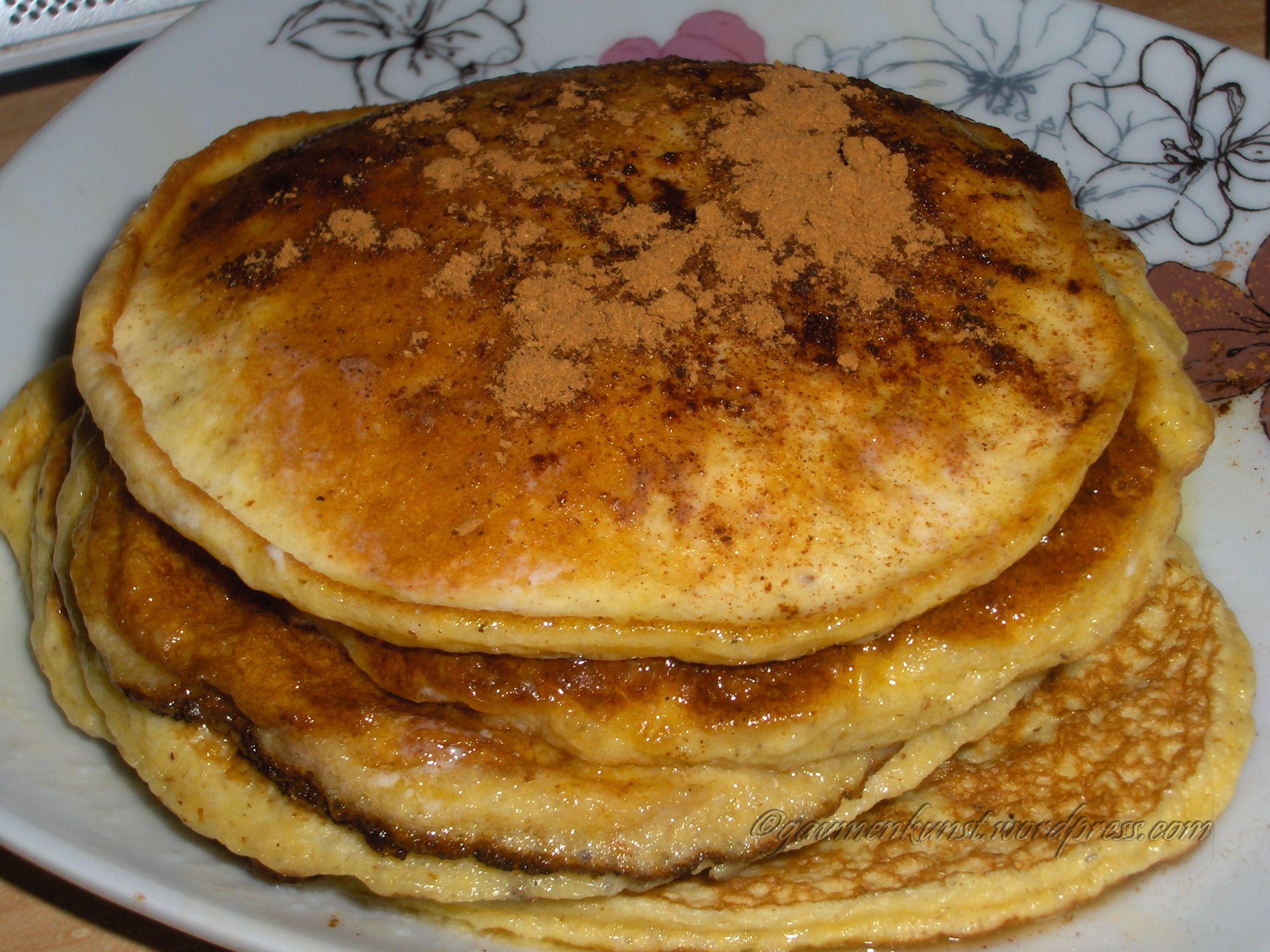 Flohsamenschalen Pfannkuchen Zutaten Für 1 Person Lecker