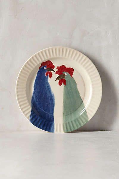 Anthropologie Europe - Holly Frean Gallus Dessert Plate