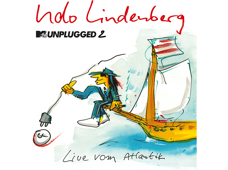Udo Lindenberg - Mtv Unplugged 2 - Live Vom Atlantik (2 Cd/2 Dvd) [dvd + Cd]