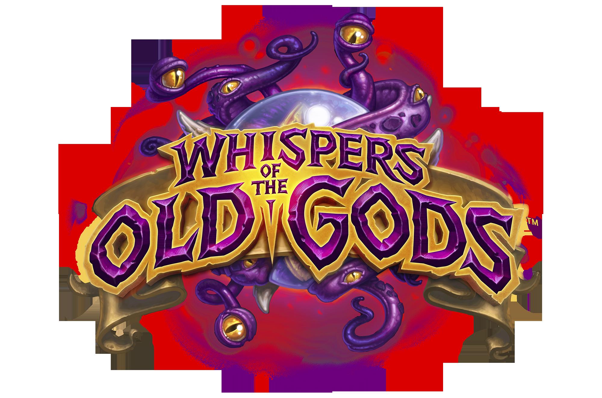 Logo: Whispers of the Old Gods Artist: Blizzard Entertainment