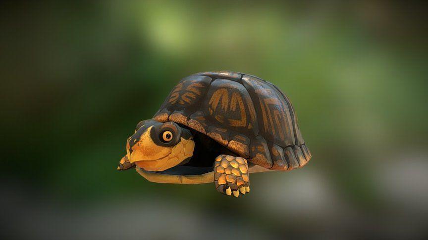 Firewatch Turtle By Thatjaneng Firewatch Turtle Model