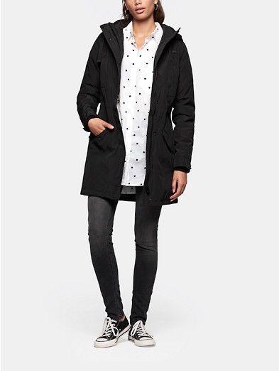 Jas, Bien Bleu Parka jacket The Sting Outfits, Jas en Jasjes