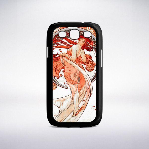 Alphonse Mucha - Dance Phone Case