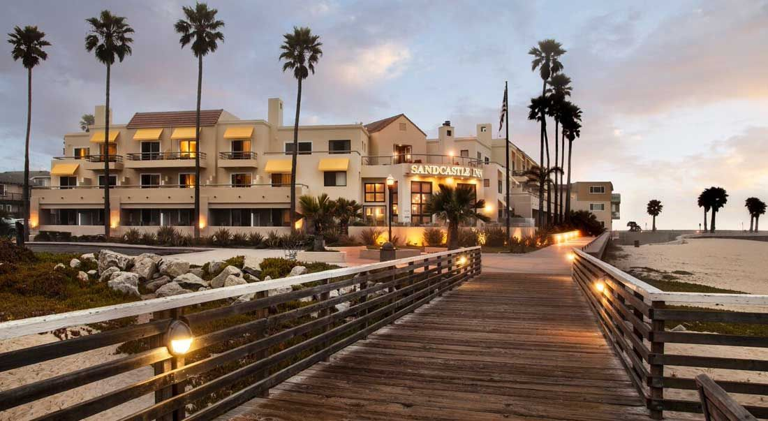 Sandcastle Inn Guide To Pismo Beach Hotels Motels And Resorts On The Central Coast Of California