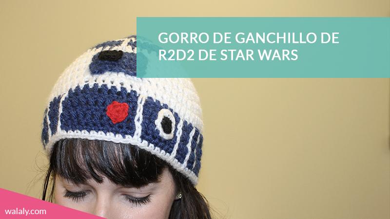 Patrón gorro ganchillo R2 D2 | Se acerca el invierno | Pinterest