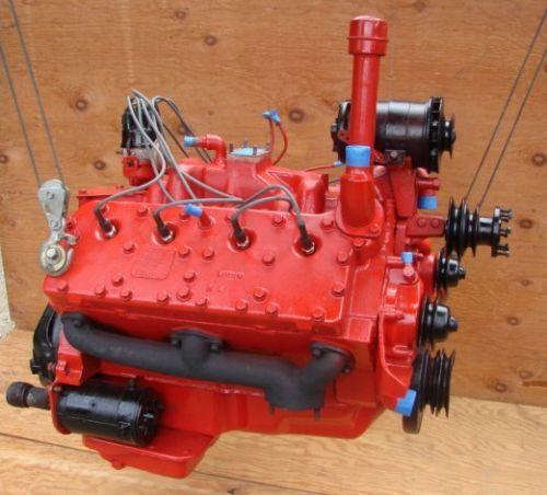 Behometh (900lbs+) Lincoln 337 cubic inch flathead V-8