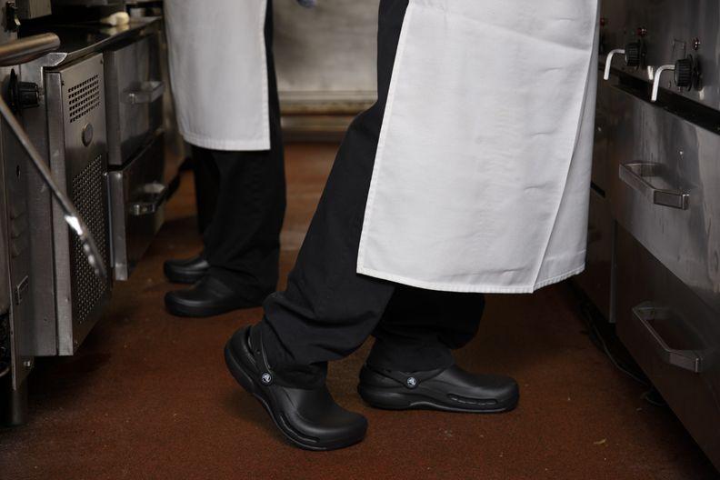 Crocs Kitchen Shoes Hape Bistro Work Sole Tread