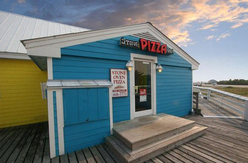 Stone Oven Pizza Nags Head Outer Banks Nc Restaurant