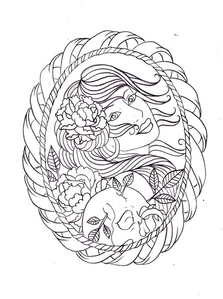 Frame Tattoo Design 2 By Nevermore Ink On Deviantart Framed Tattoo Tattoo Coloring Book Drawing Frames