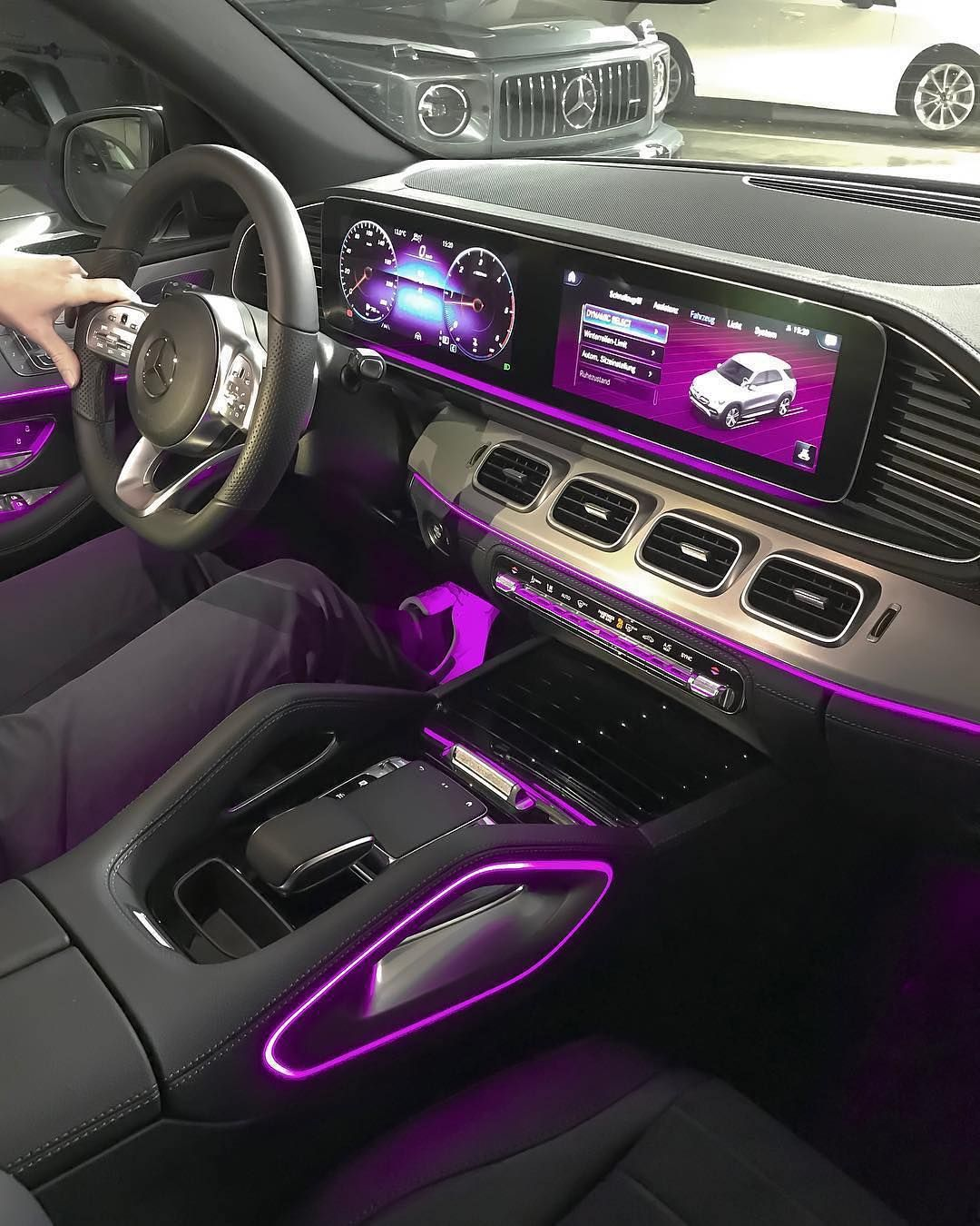 New Gle Interior With Images Mercedes Interior