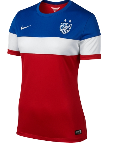 Nike Women s USA Home Stadium Soccer Jersey available at Dick s Sporting  Goods bb91fa9df