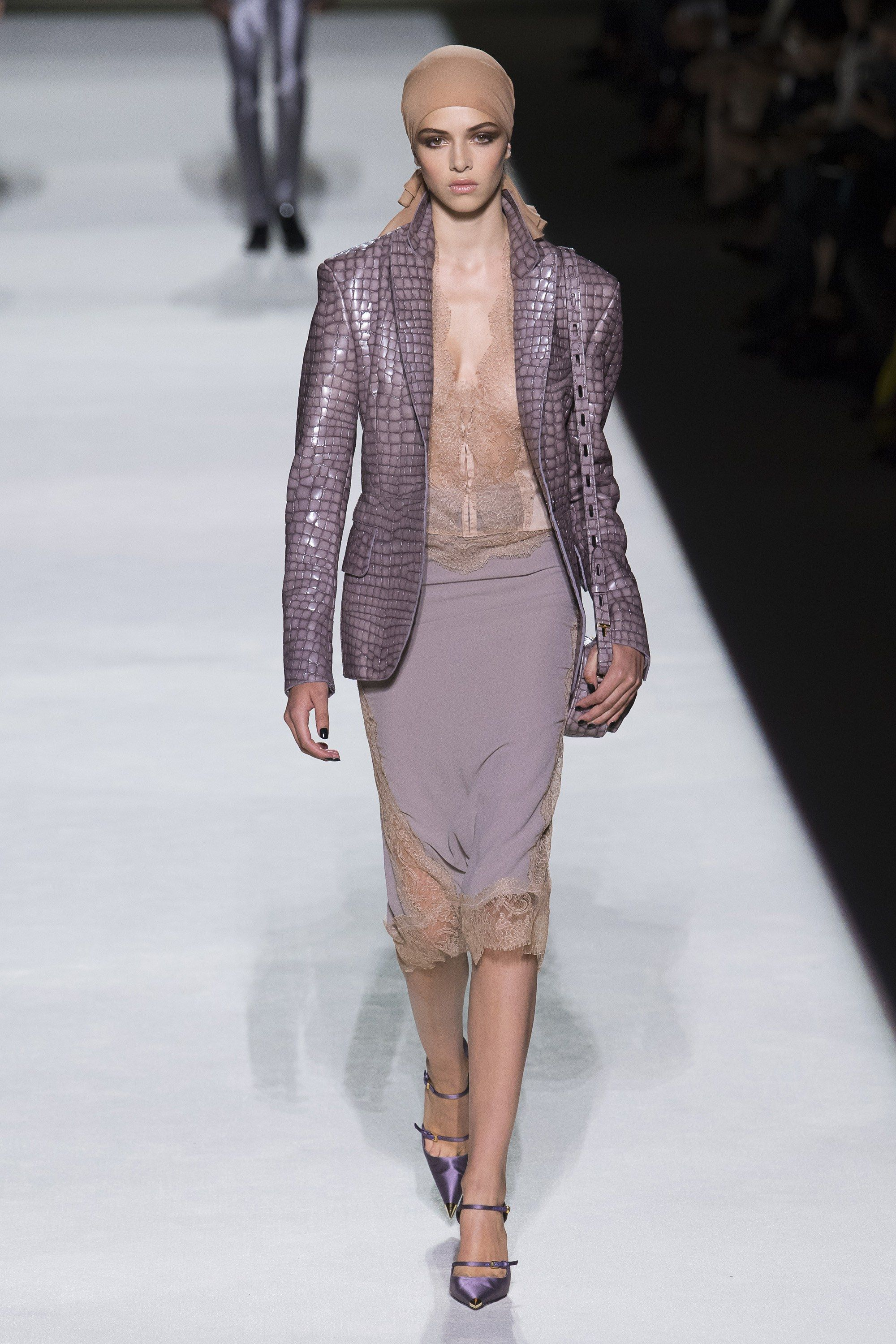 Tom Ford Spring 2019 Ready-to-Wear Fashion Show in 2019 ...