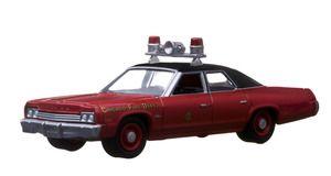 Greenlight Hot Pursuit Series 13 Chicago Fire Department 1974 Dodge Monaco Die-Cast
