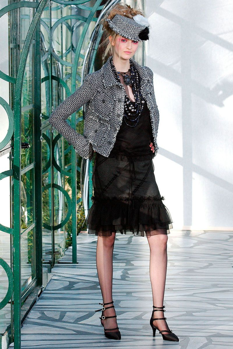 chaqueta mujer Chanel 2003