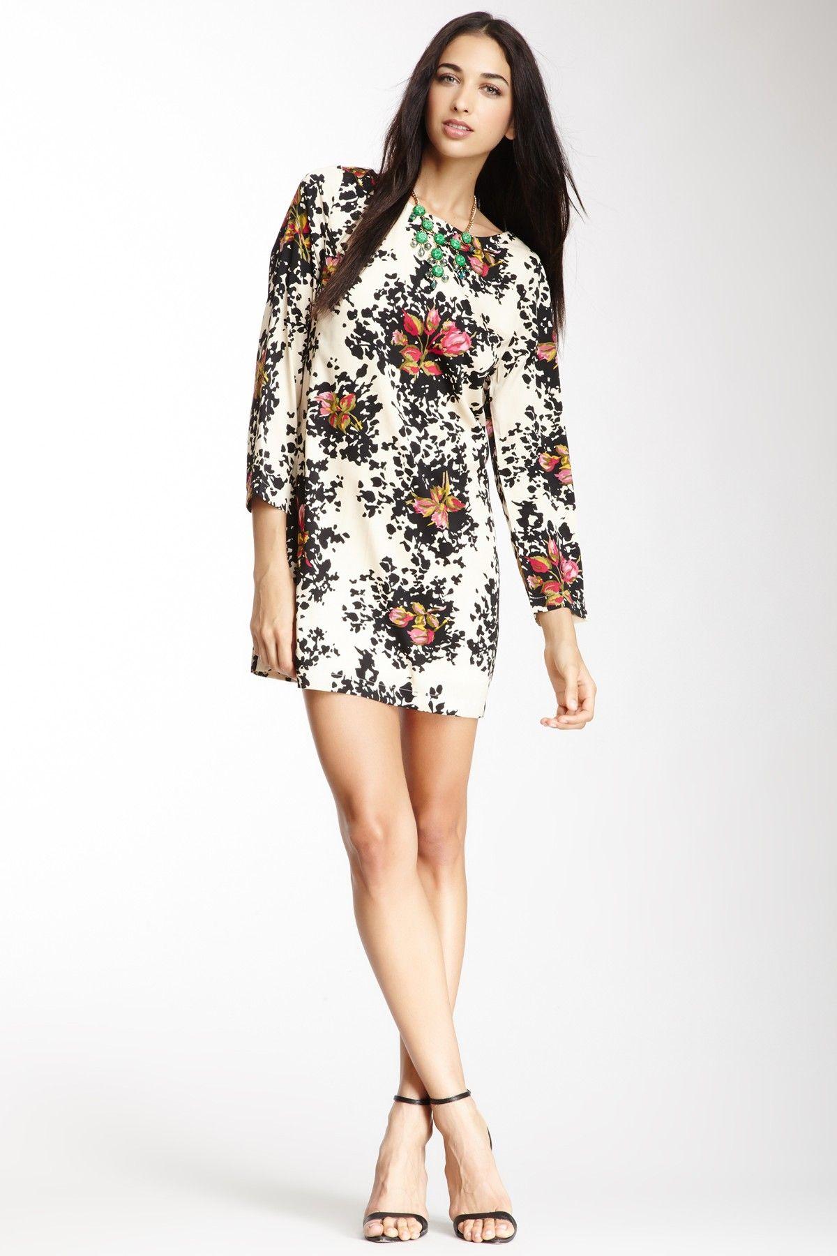 Monroe long sleeve dress dresses pinterest sleeved dress
