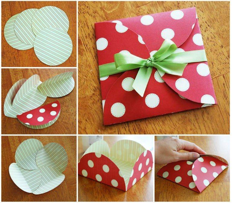 DIY Gift Envelope The WHOot Diy envelope template