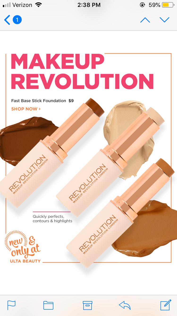 Pin by Kelli Ober on Makeup Makeup revolution, Makeup