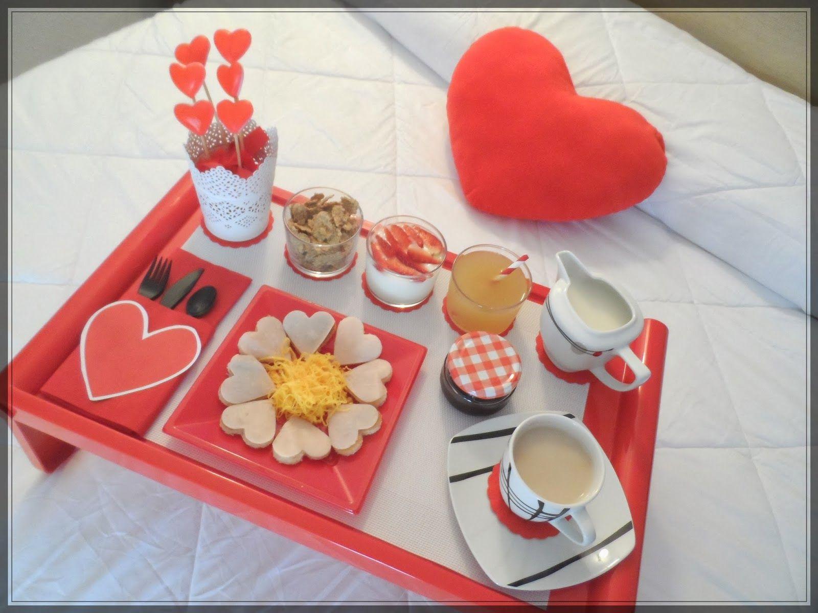 Fotos de desayunos romanticos buscar con google el - Sorpresas para enamorados ...