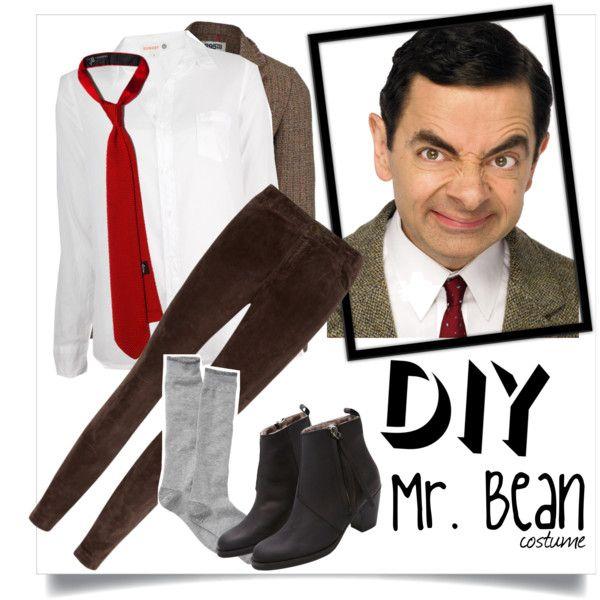 Diy halloween costume mr bean mr bean diy halloween and mr bean diy halloween costumes costume ideas solutioingenieria Gallery
