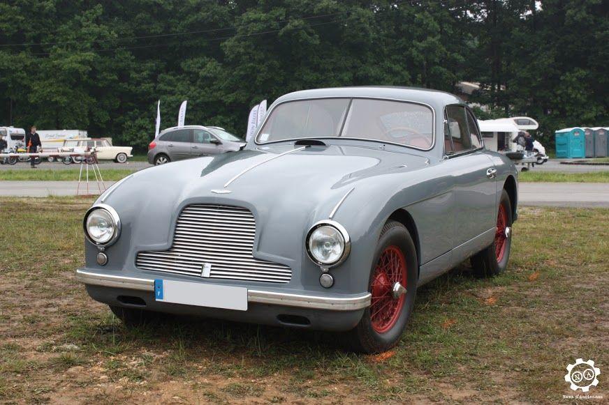 Aston Martin DB2/4 Autodrome Heritage Festival Voitures