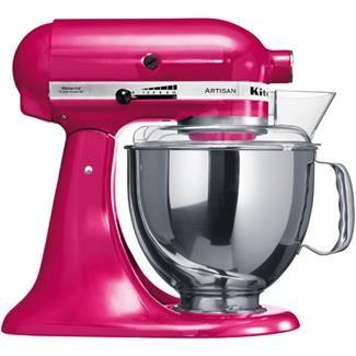 KitchenAid 5KSM150PSERI Frambozenijs Keukenmachine