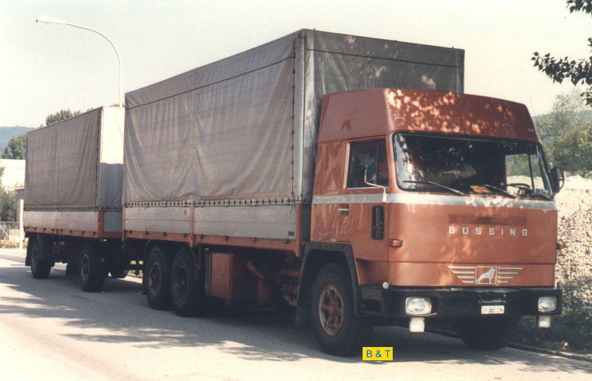 Bussing Bt 8 Jpg Oldtimer Lkw Lkws Alte Lkws