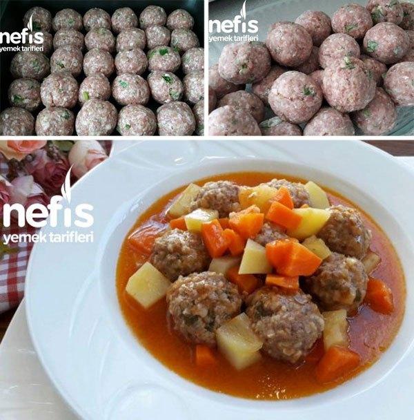 Photo of Juicy Meatballs – Yummy Recipes – # 5109182