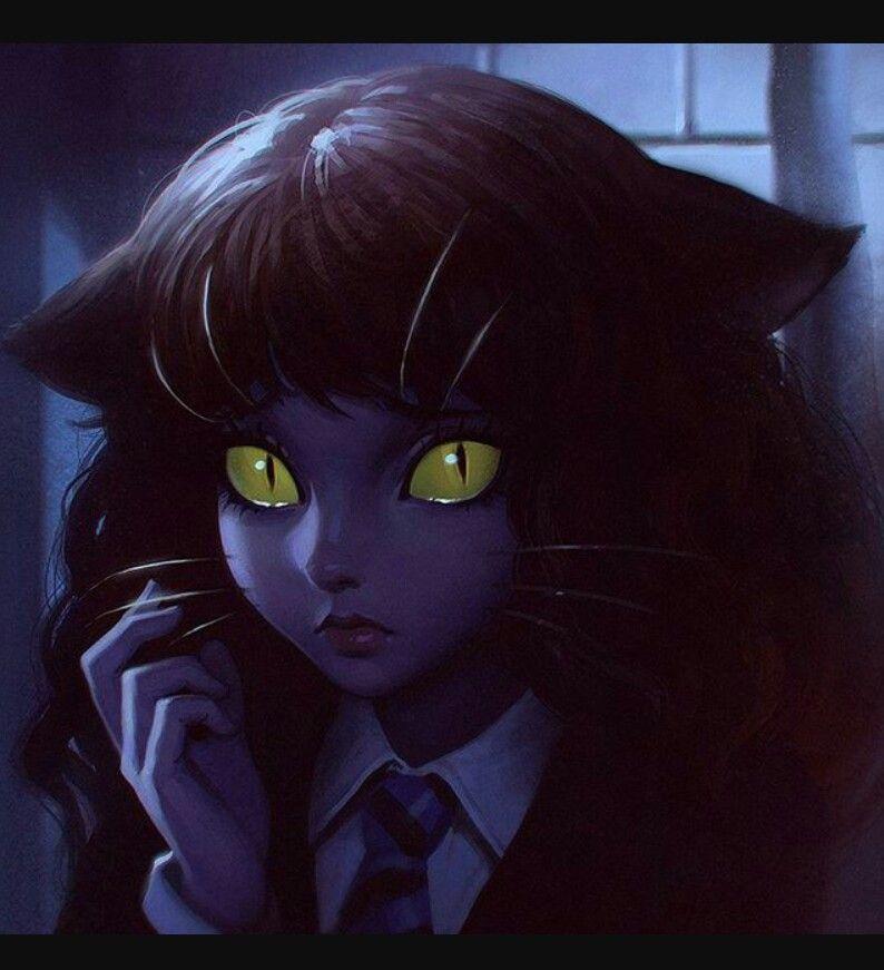 Cat Hermione Harry potter, Orelhas de gato, Imagens