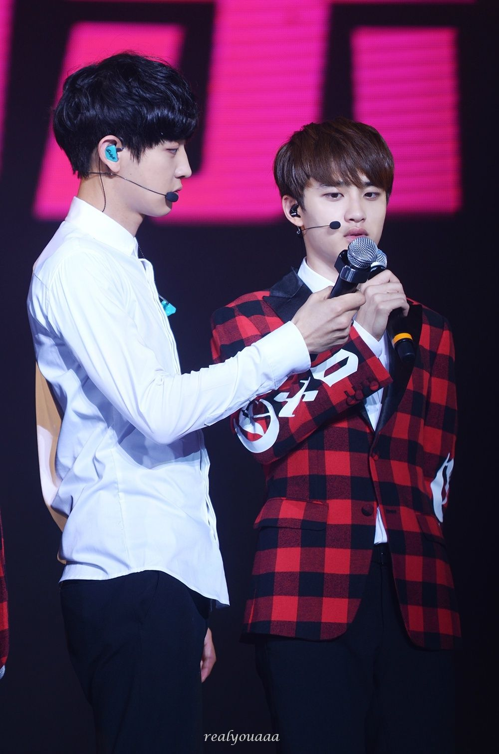 Chanyeol & D.O