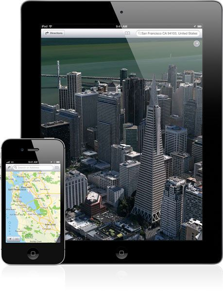 AppleInsider | Apple wants to wipe Google off the map with