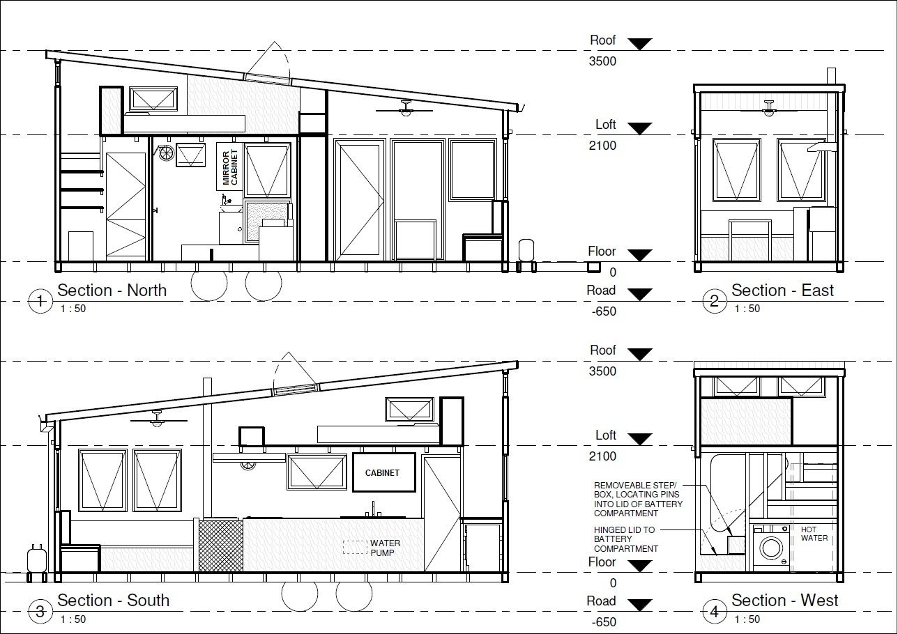 building a tiny house specifics for australia - Tiny House On Wheels Plans