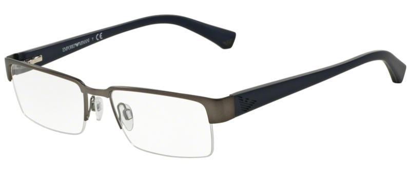 Occhiali da Vista Emporio Armani EA3030F Asian Fit 5017 gs0z6