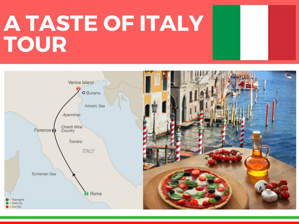 A Taste Of Italy Tour Italy Tours Italy Travel Italy