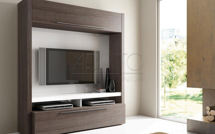 Wall Units Design modern tv wall units Delectable Contemporary Tv Wall Unit Ginza S A Brito Television Wall Cabinet Design Designs Of Tv