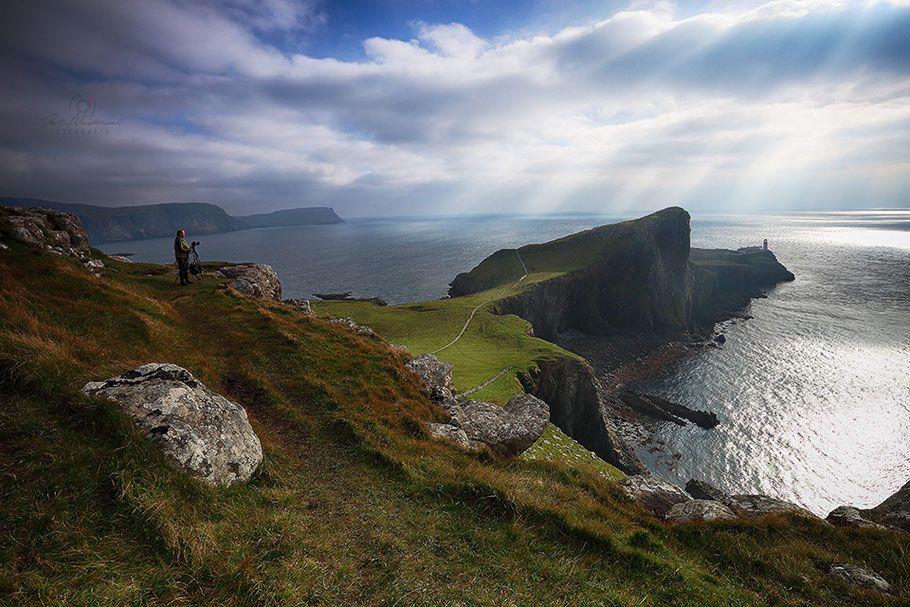 Neist Point, Isle of Skye, Scotland, Schottland ...