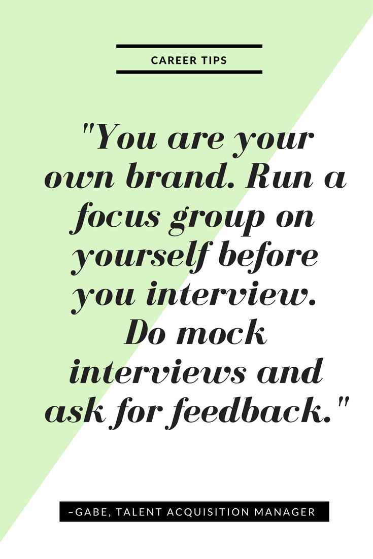 Cultivate Your Personal Brand. // Career Advice // Career Tips // Life