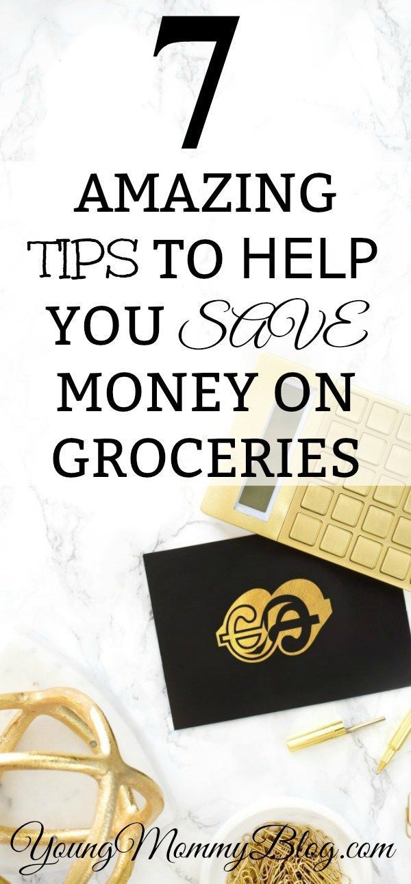 7 Tips to Save Money on Groceries | Saving money, Board and Group