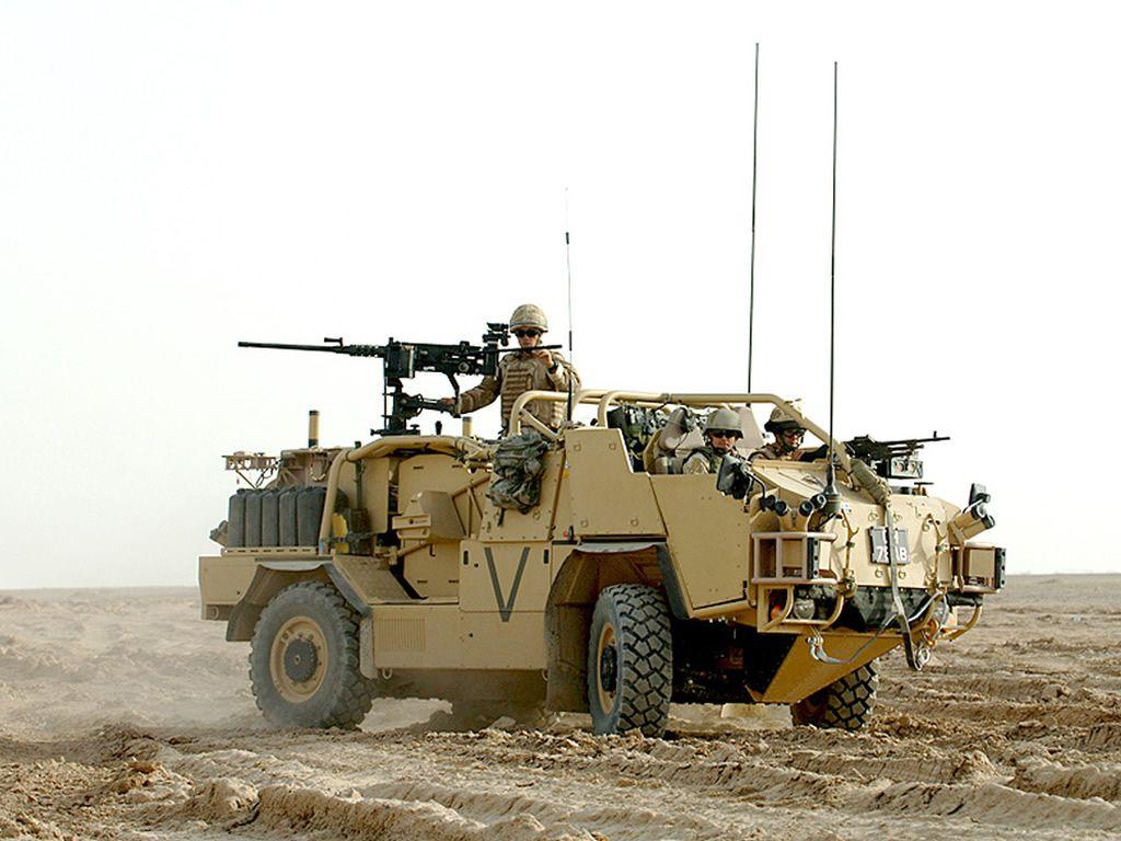 Mwmik jackal armored vehicle united kingdom