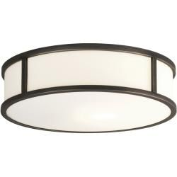 Photo of Astro Mashiko 300 Round ceiling lamp, bronzeNostraforma.com