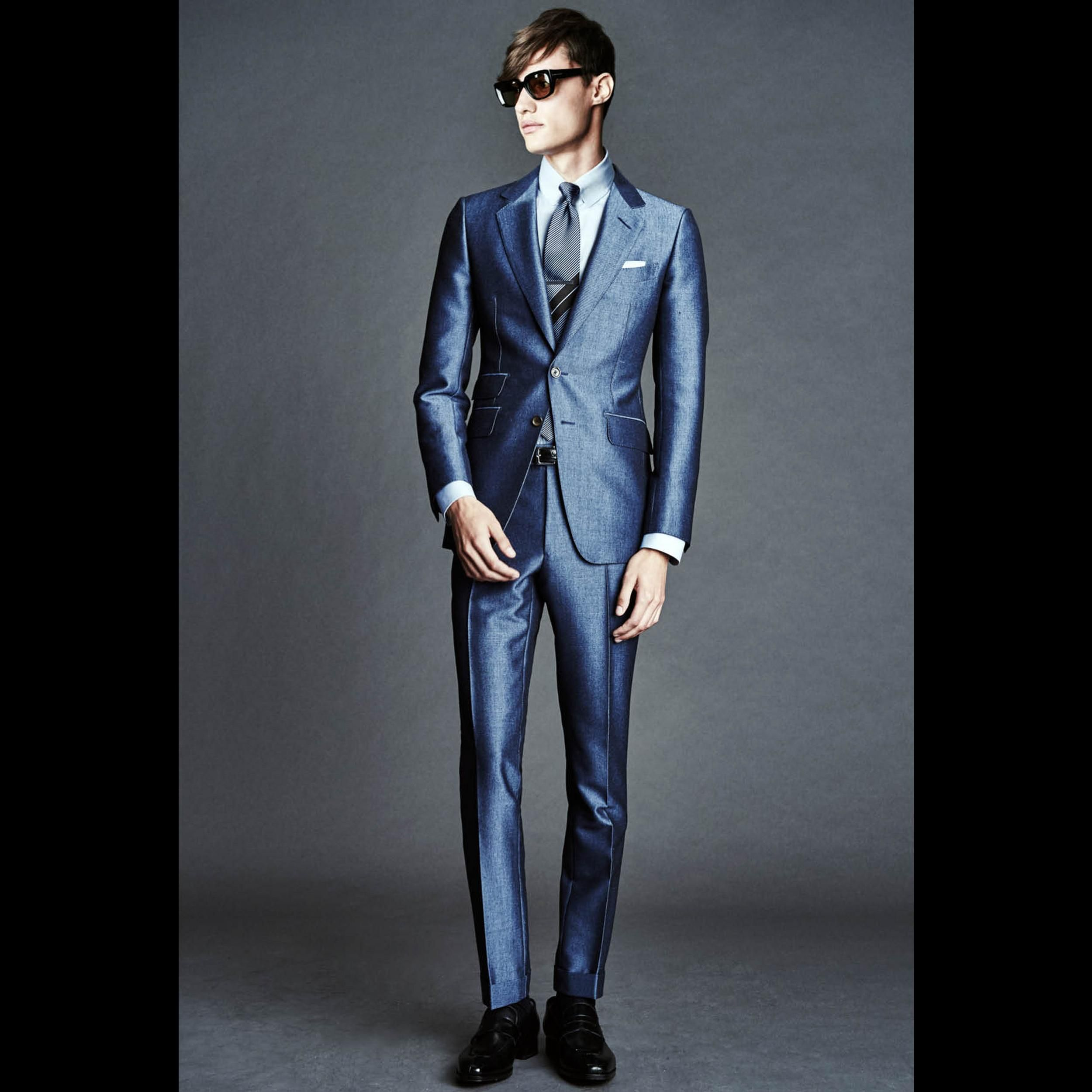Tom Ford Summer Suit