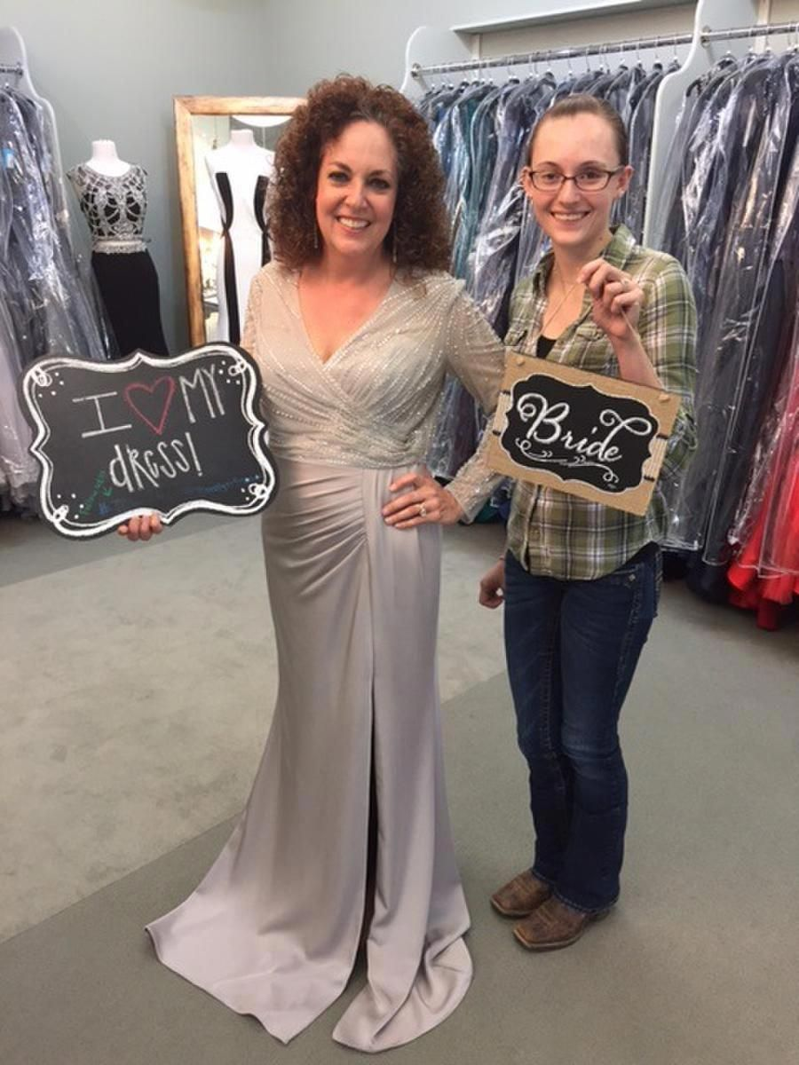 0aa2d36374e I found MY Dress! - Our Customers in their beautiful dresses! Mother of the
