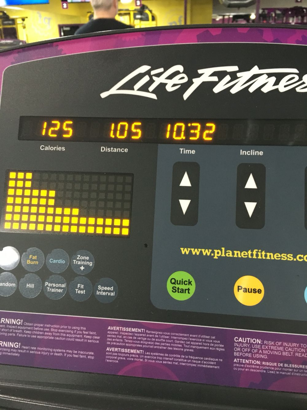 how to start at planet fitness