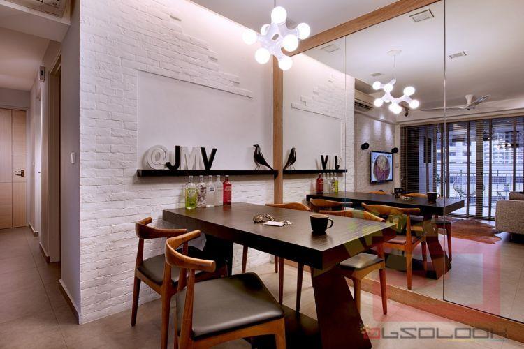 Singapore Interior Design Gallery Design Details Homerenoguru Interior Design Gallery Dream Dining Room Home